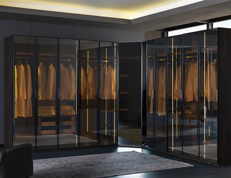 Muhteşem Giyinme Odaları