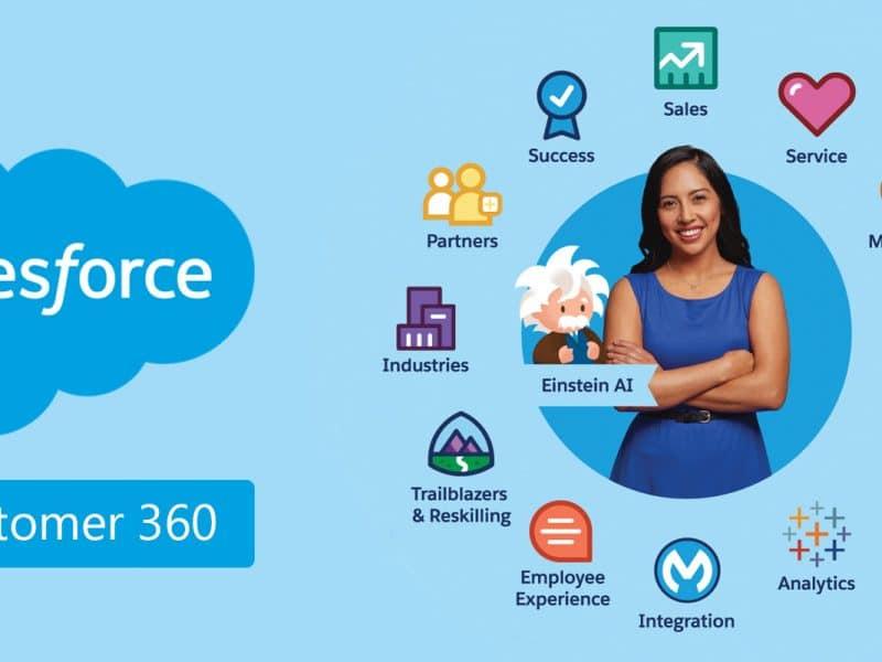 Müşteri Firması Olmak İçin Tek Bir Adım: Salesforce