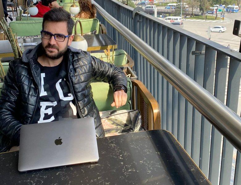Sosyal medya uzmanı Cemil Kayıhan: Yeni trend görüntülü misafirlik